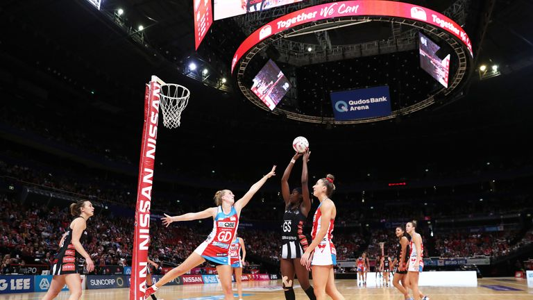Suncorp Super Netball is the premier netball league in Australia and was established in February 2017