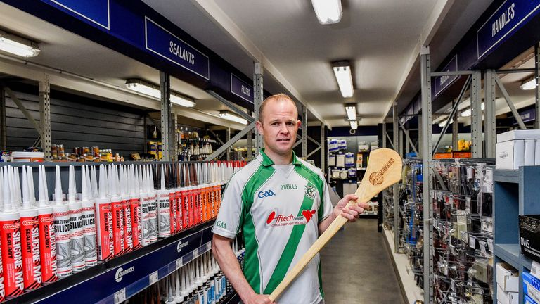Tommy Walsh was speaking at the announcement that Chadwicks are the new sponsor of the Leinster GAA Chadwicks Club Hurling League