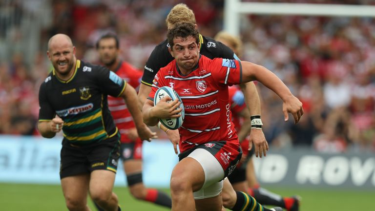 Georgia-born Val Rapava Ruskin has been called into England's training squad