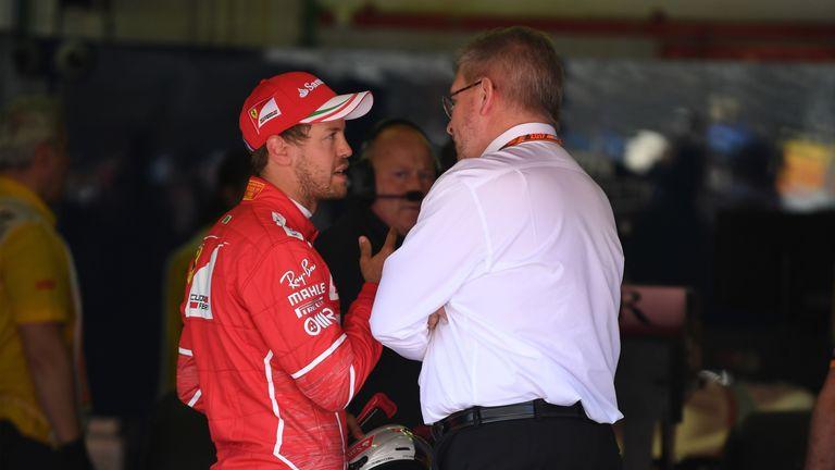 F1's Ross Brawn on Sebastian Vettel penalty and defending stewards | F1 News