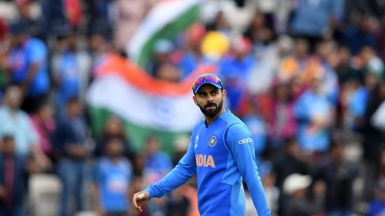 Virat Kohli says India vs Pakistan is a 'marquee event all over the world'