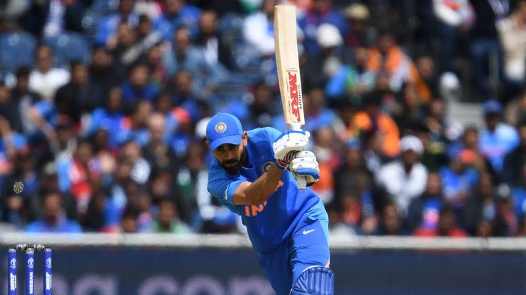 Virat Kohli reached 11,000 ODI runs in just 222 innings