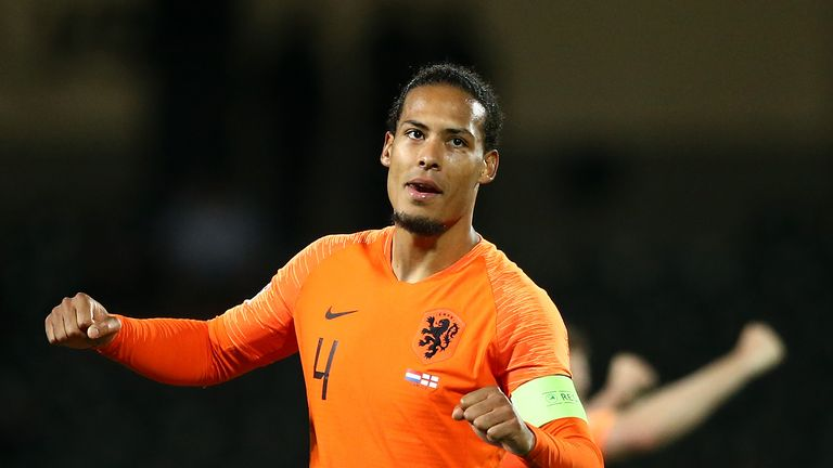 Virgil van Dijk has become one of the world's best central defenders.