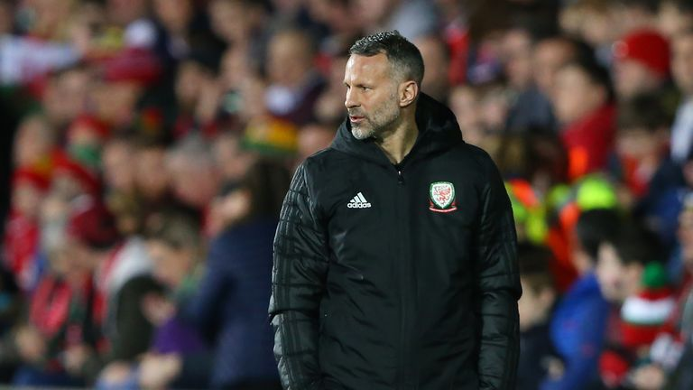 Wales defender Ben Davies defends Ryan Giggs after Hungary defeat | Football News |