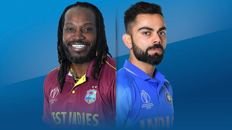 Cricket World Cup - West Indies vs India