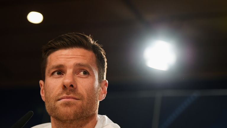 Xabi Alonso could be the man to manage Real Madrid next