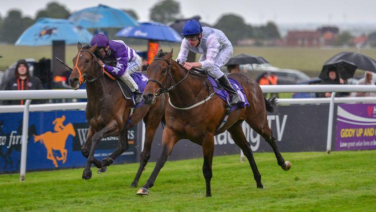 Summer Sands wins at Beverley