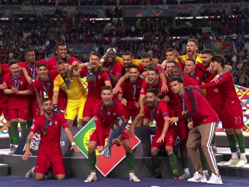 Portugal 1 0 Netherlands Match Report Highlights