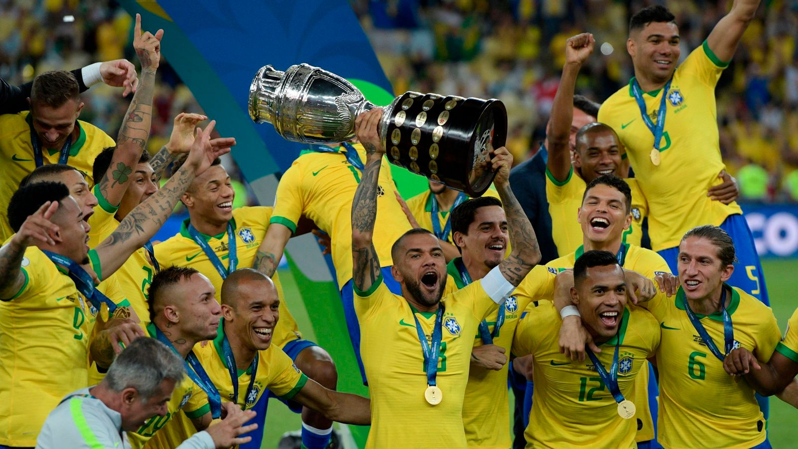 Brazil 3 1 Peru Match Report Highlights