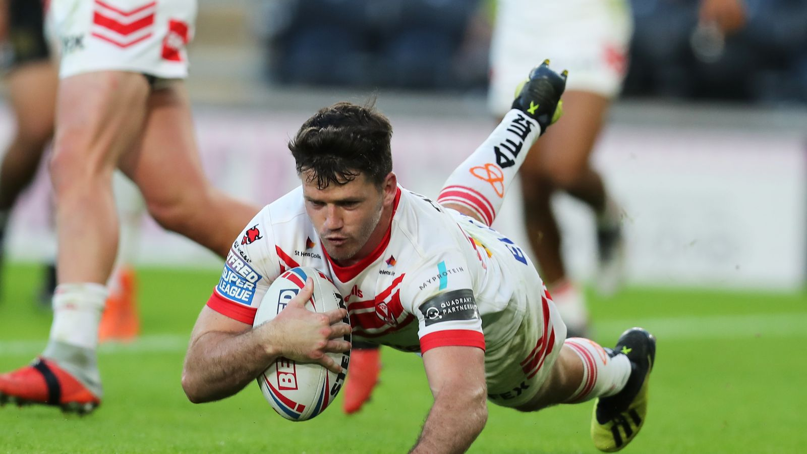 Match Report - Hull 12 - 40 St Helens