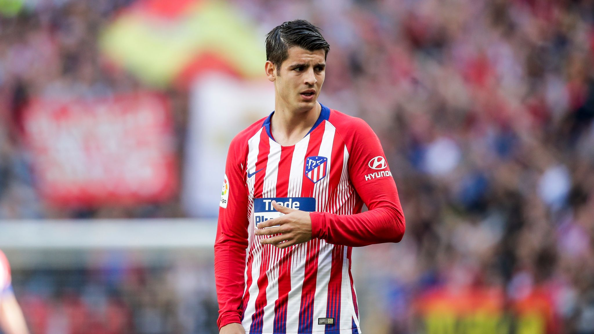 Atletico Madrid agree permanent move for Chelsea's Alvaro Morata | Football  News | Sky Sports
