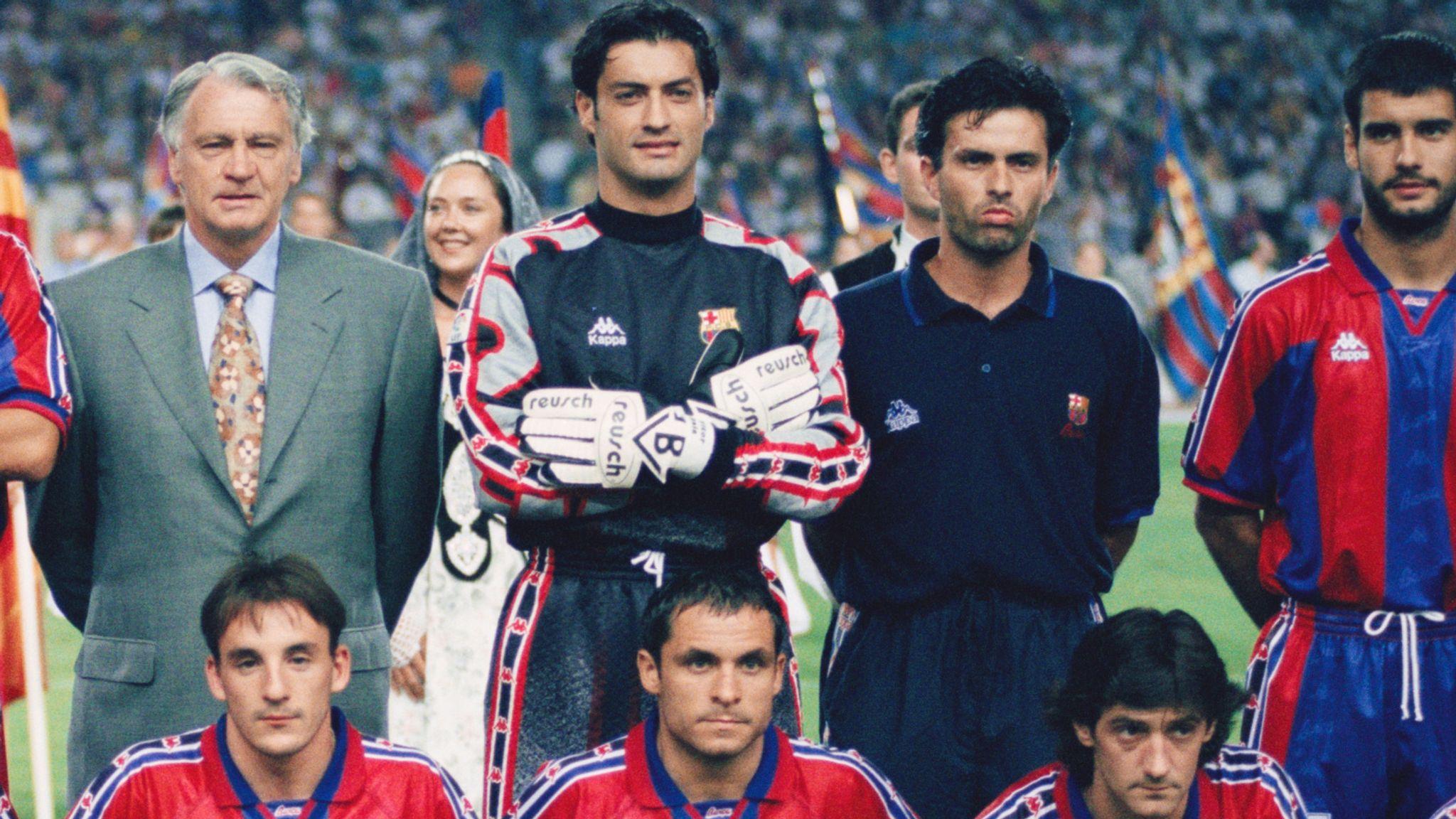 Jose Mourinho reflects on Sir Bobby Robson memories ...