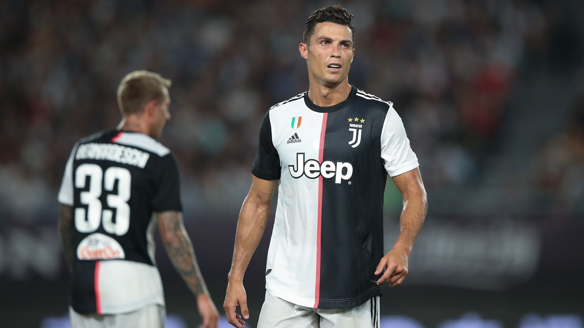 the best attitude c1204 3abe1 Cristiano Ronaldo: Juventus reject K League protests over ...