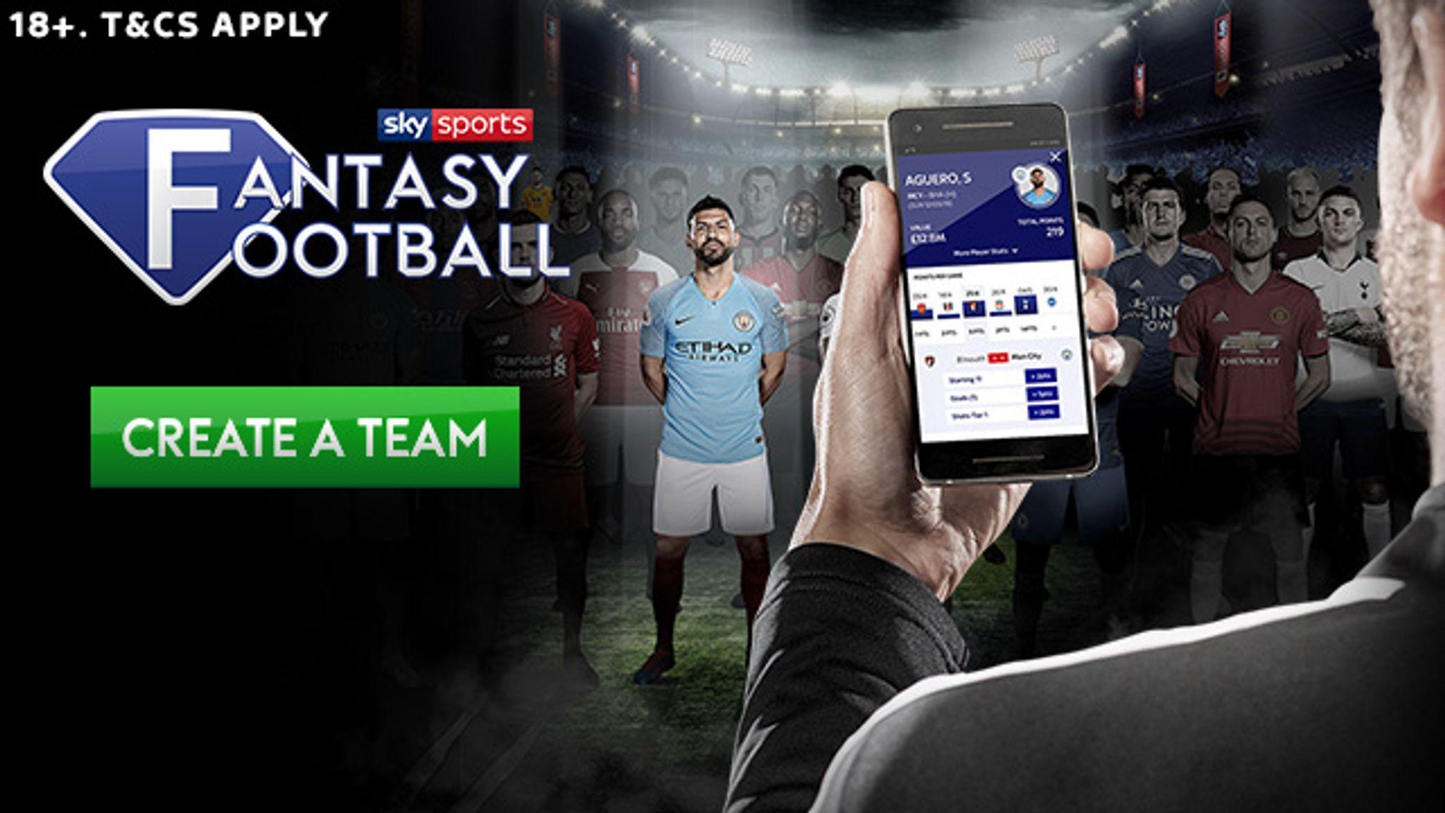 Fantasy Football: Expected Premier League line-ups
