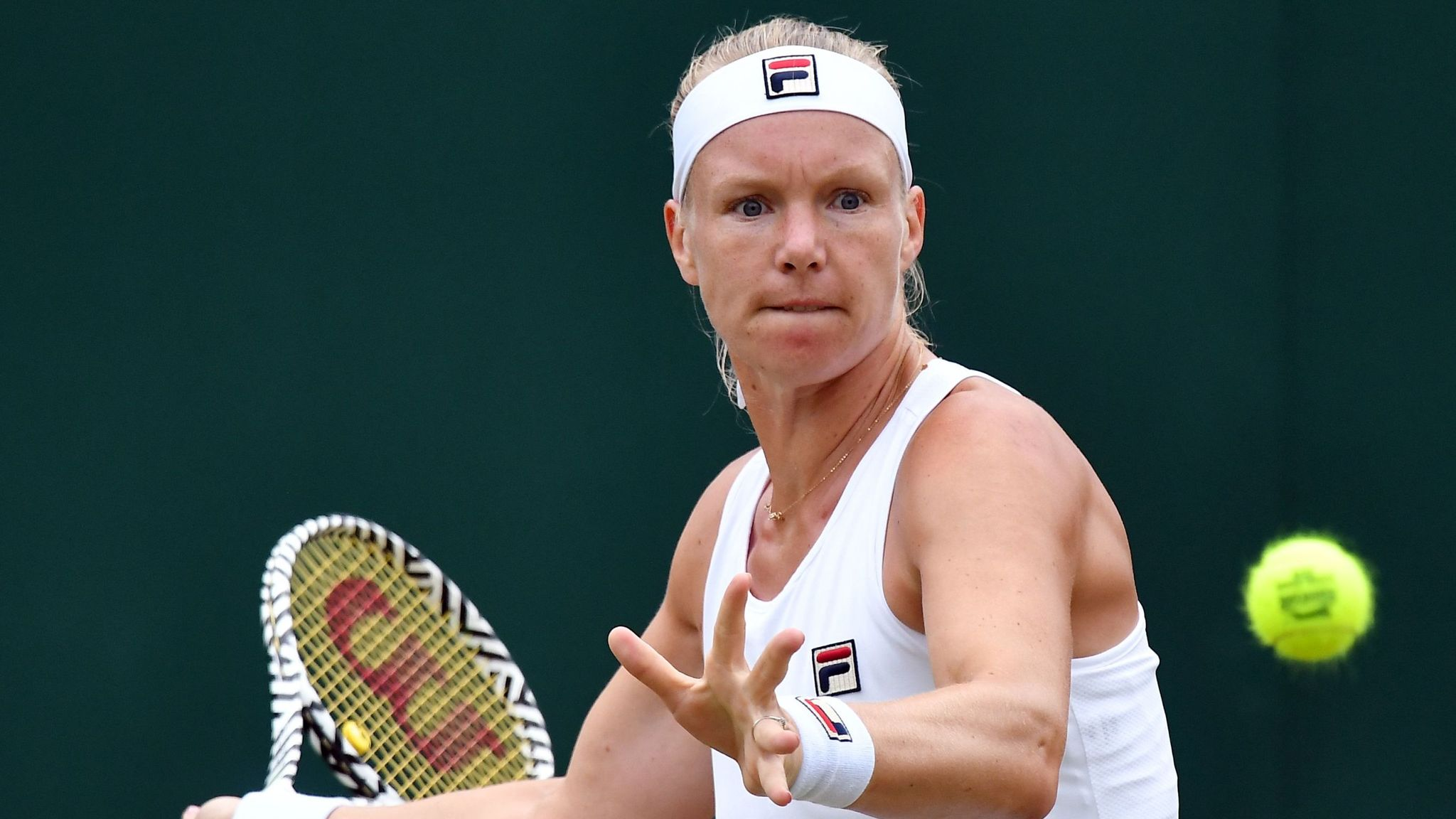 Anastasija Sevastova rallies from a set and a break down to win Baltic Open