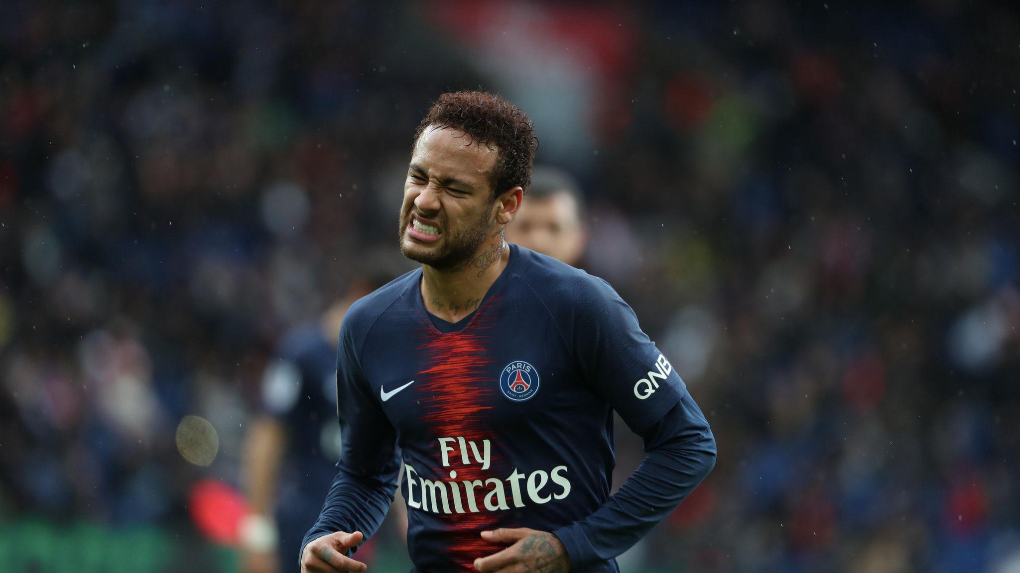 Neymar til barcelona