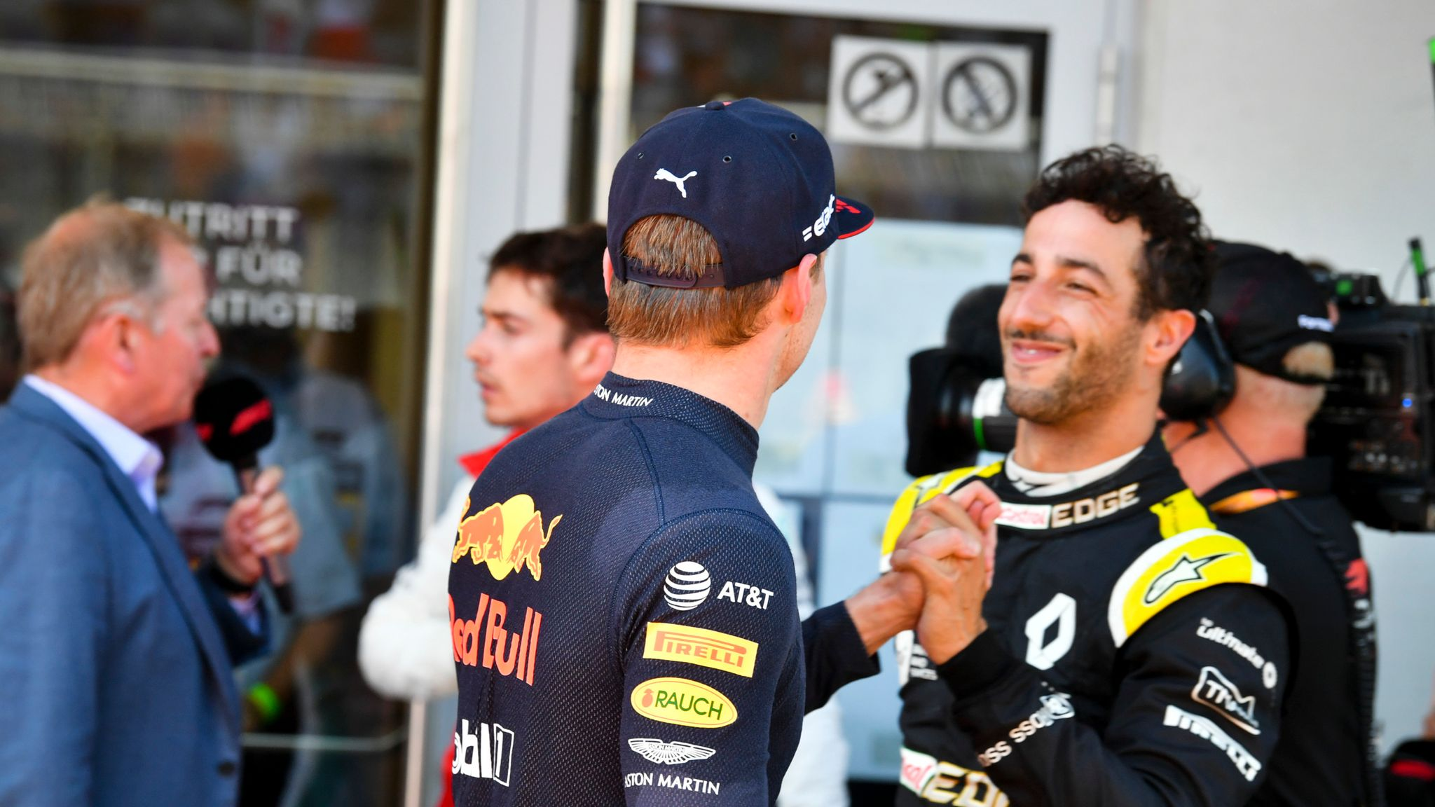 Daniel Ricciardo happy for Red Bull, but no regrets about Renault move
