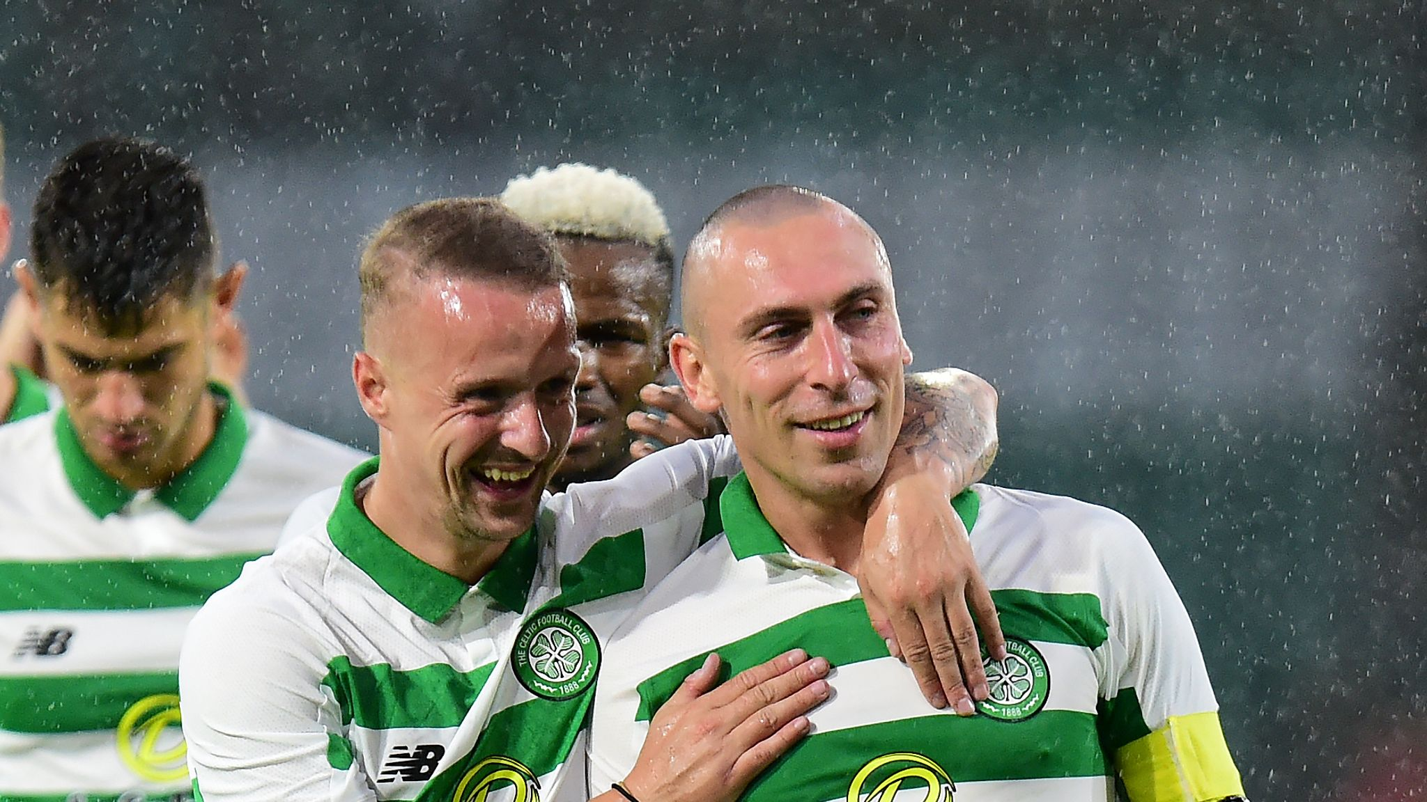 Scott Brown to SFA: Pause league for Scotland's Euro 2020 play-offs