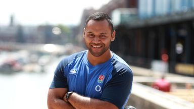 Billy Vunipola caused a storm back in April by defending Australia full-back Israel Folau's social media post