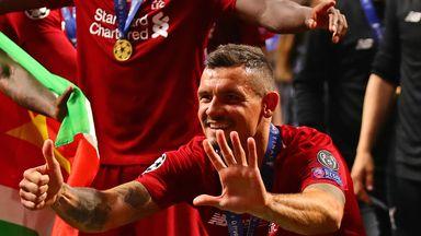 Liverpool defender Dejan Lovren is unlikely to be sold this summer