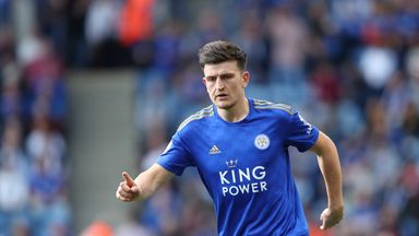 Harry Maguire has told his manager and team-mates he wants to leave Leicester