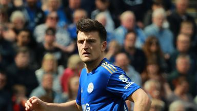 Harry Maguire remains keen to leave Leicester this summer