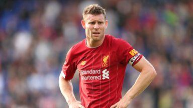 James Milner scored twice in Liverpool's 3-1 win at Bradford