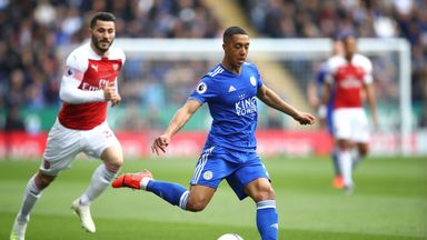 Youri Tielemans has been speaking for the first time since his club-record move to Leicester
