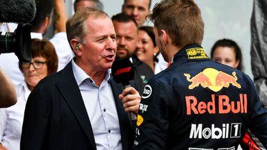 Sky F1 Kommentatoren