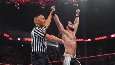 Seth Rollins will bid to reclaim the WWE Universal from Brock Lesnar at SummerSlam