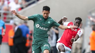 Arsenal have reached an agreement to sign William Saliba