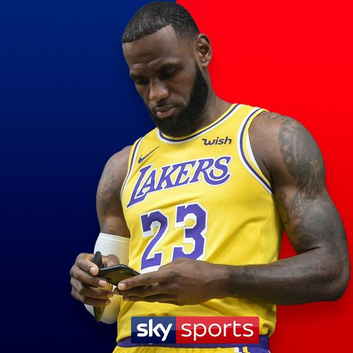 Get NBA news on your phone