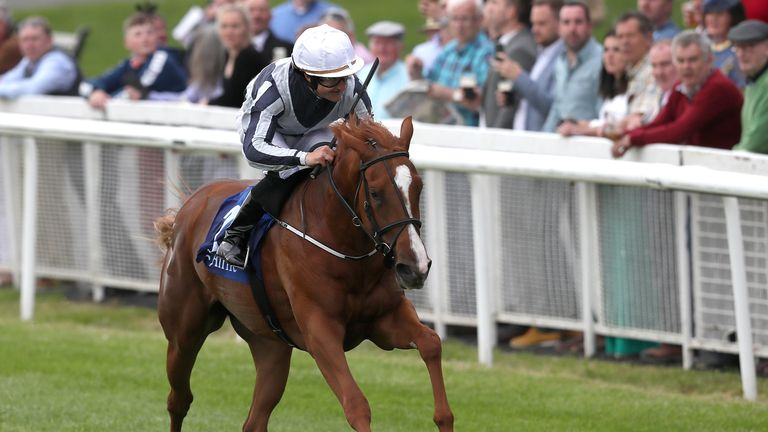 Albigna - may wait for Moyglare Stud Stakes