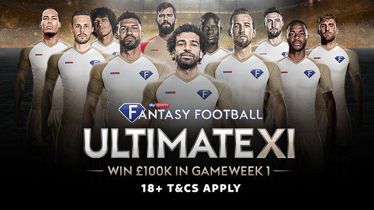 Sky Sports Ultimate XI Fantasy Football
