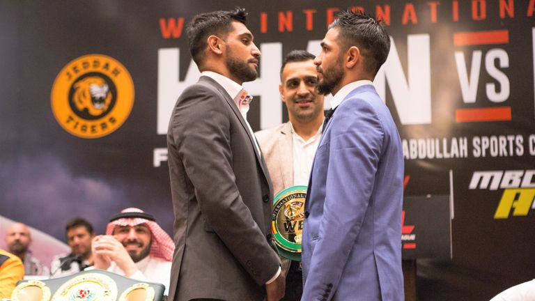 Khan will know what is left in career after Dib fight, says Johnny Nelson