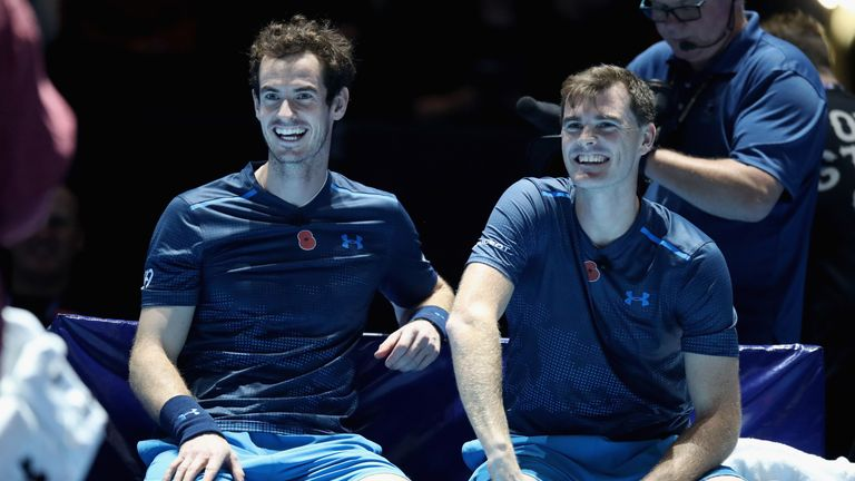 'Quite close' to singles return, says Andy Murray