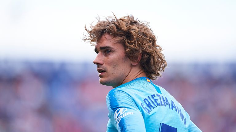 Antoine Griezmann is set to join Barcelona
