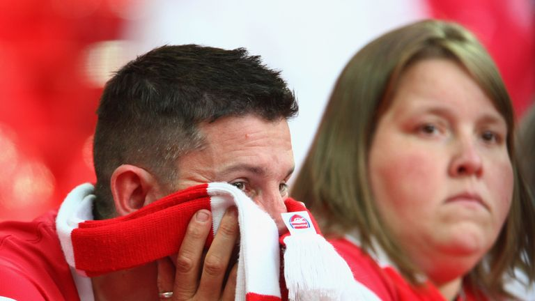 Arsenal fans have endured 'a depressing three months' according to The Transfer Shows' Kaveh Solhekol.
