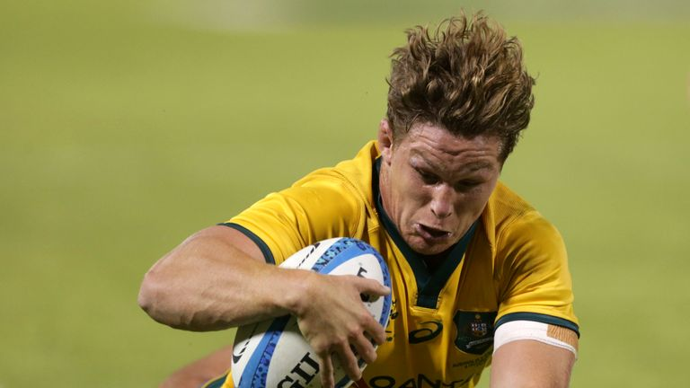 Australia need to use the Rugby Championship to build some much-needed momentum in a vital year, says Michael Lynagh