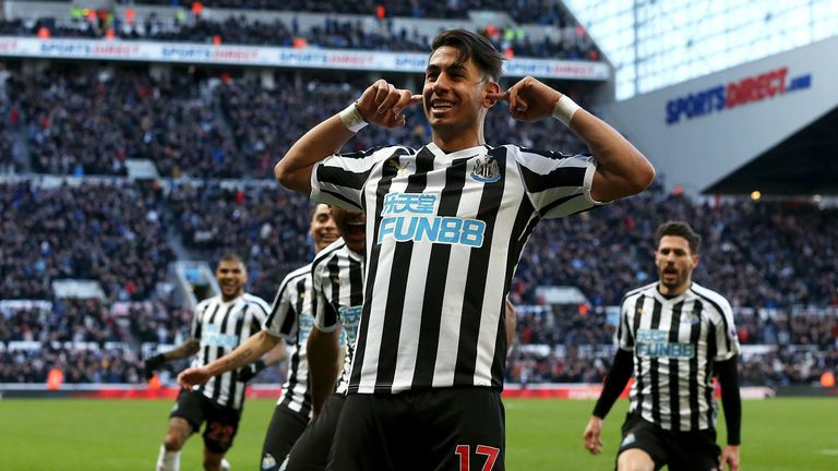 Ayoze Perez was sold to Leicester for £30m