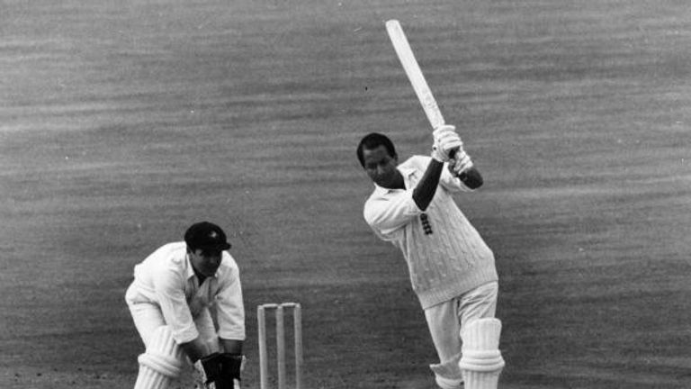 Basil D'Oliveira changed the course of history by scoring 158 at The Oval