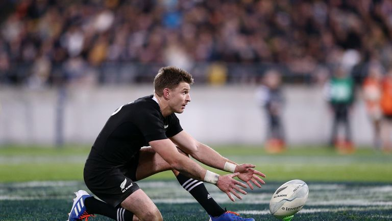Beauden Barrett features in our team this week after playing at full-back. Find out who gets in alongside him below...