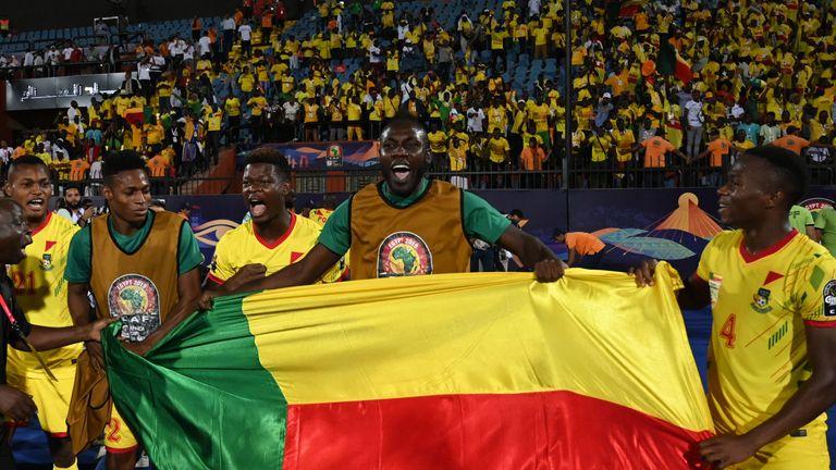 Benin set up a quarter-final clash with Senegal