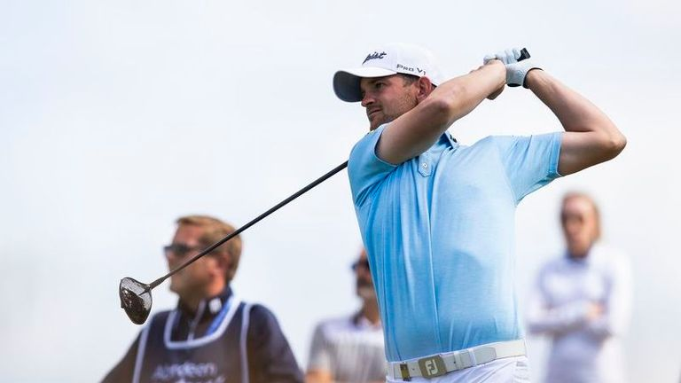 Wiesberger is focused on his game rather than the leaderboards