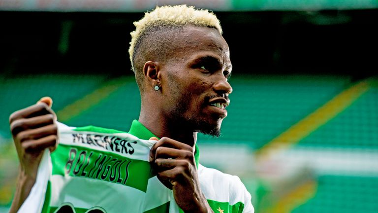 Bolingoli-Mbombo joined from Rapid Vienna