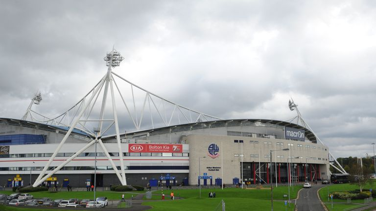 Bolton Wanderer's situation is being monitored on an hourly-basis, according to PFA chief executive Gordon Taylor.