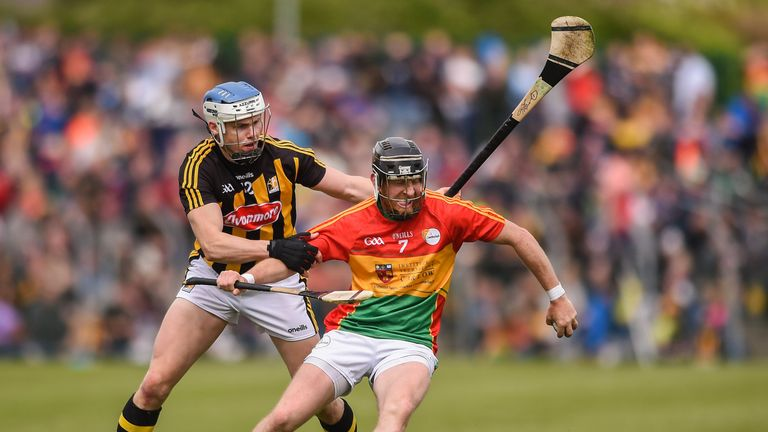 Carlow were relegated this season, but many felt they would have benefited from another year in the top tier