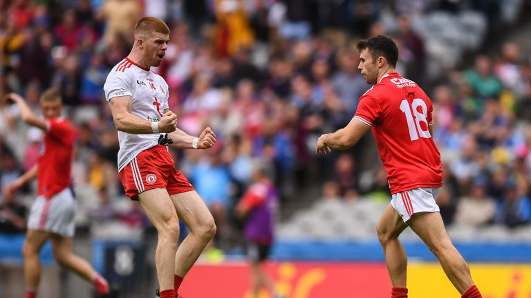 McShane was influential in the win over Cork