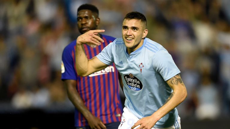 West Ham are set to meet the £44.85m release clause for Celta Vigo forward Maxi Gomez