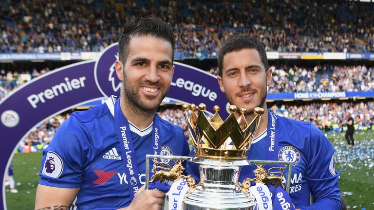 Eden Hazard hails Real Madrid team-mate Karim Benzema